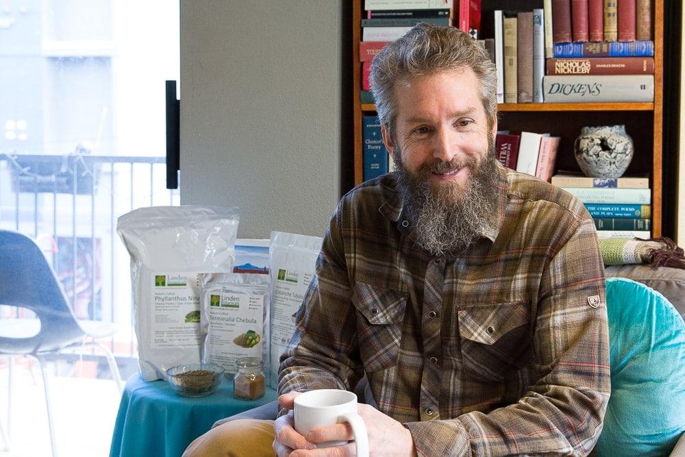 Online Tea Store: Linden Botanicals
