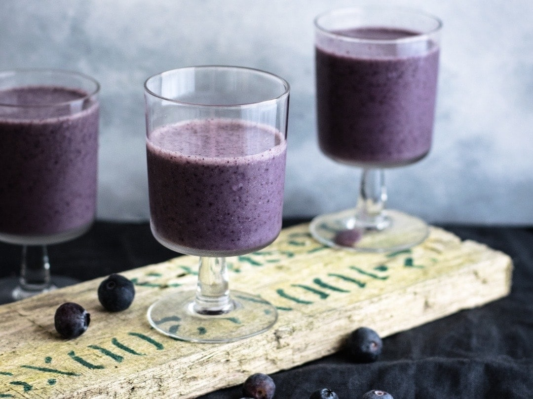Healthy Smoothie Recipes: Improve Memory and Focus