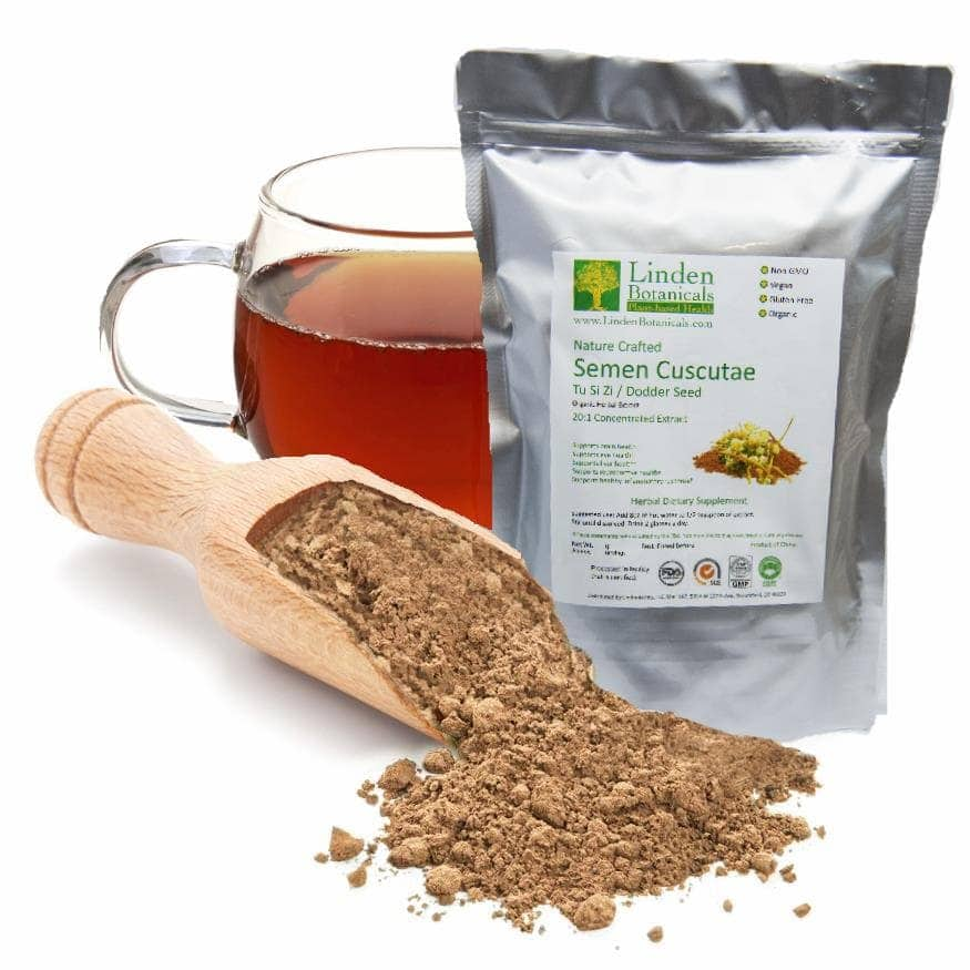 Dodder Seed Therapeutic Uses – Semen Cuscutae, Tu Si Zi, the Longevity Herb
