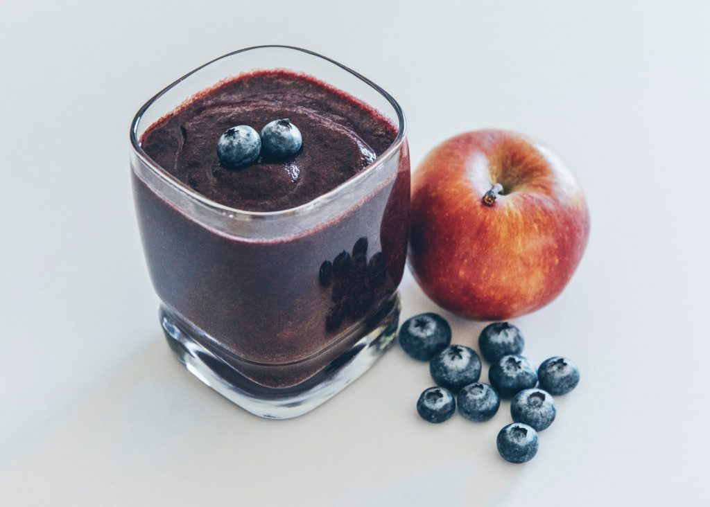 Bilberry Extract Brain Health Smoothies