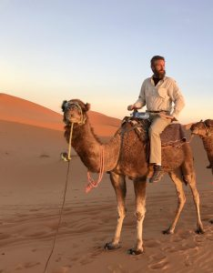 Linden Botanicals - Morocco sourcing trip