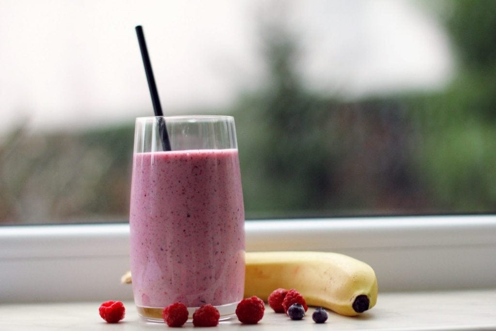 good mood - mood support smoothies - Linden Botanicals